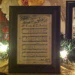 Christmas Sheet … Music