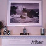Simple Mantle Makeover