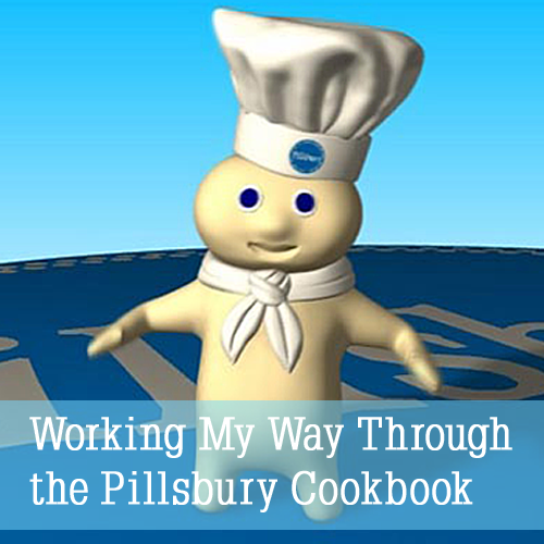 Quick, Cheap and Easy Meals - Working My Way through the Pillsbury Cookbook