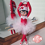 'Tiny Dancer' Ballerina Elf (Tutu Tutorial)