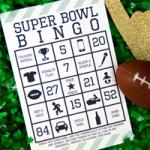 Super Bowl B I N G O