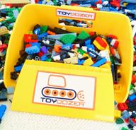Yellow Toy Dozer