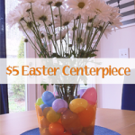 $5 Easter Centerpiece