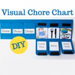 Visual Chore Chart with Printable