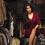 Kim Kardashian in the Closet