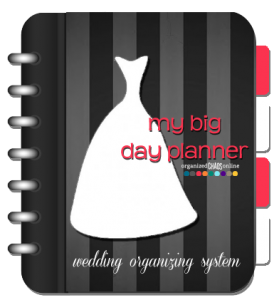 Wedding Organizing System | by organizedCHAOSonline