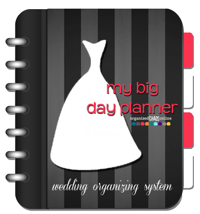 wedding organization system