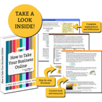 How to Get Your Business Seen Online - Step-by-Step Instruction