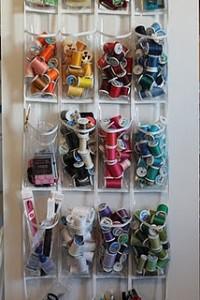 25 Ways to Use a Shoe Organizer | organized CHAOS online