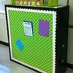 Year-End School Paper Storage
