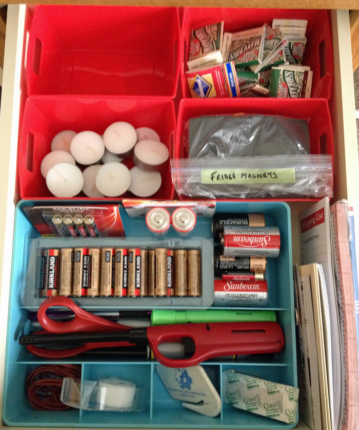 How to Clean a Junk Drawer. Anyone can Organize Anything Using These 6 Steps {OrganizedCHAOSOnline}