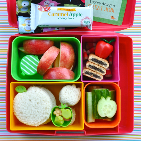 JohnnyAppleseed school lunch organizedCHAOSonline