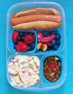 hot dog school lunch - organizedCHAOSonline