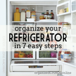 Organize Your Refrigerator in 7 Steps