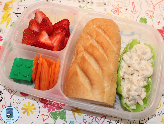 sub sandwich school lunch organizedCHAOSonline