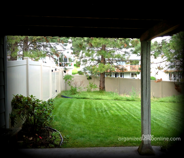 How to Make an Easy Patio Privacy Screen {Step-by-Step Tutorial} | organizedCHAOSonline