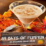 Day 5: Pumpkin Pie Martini!
