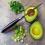 Karate Chop Your Avocado Seed