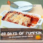 Day 3: Pumpkin Enchiladas