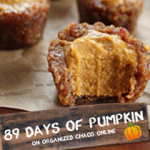 Day 15: No Bake Pumpkin Pie Cups