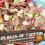 Day 25: Pumpkin Feta Witlof Salad
