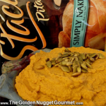 pumpkin hummus | the golden nugget gourmet | 89 days of pumpkin