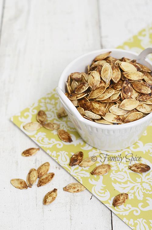 lemon pumpkin seeds by family spice