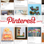 How to Host a Pinterest Party – Step by Step