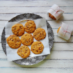 Day 37: Pumpkin Cinnamon Chip Cookies