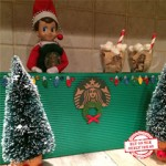 Elf on the Shelf Barista