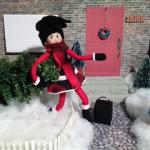 I'm Baaaaaaack! The Elf on the Shelf Returns.