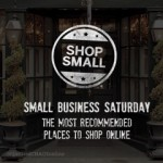 Small Business Saturday organized chaos online