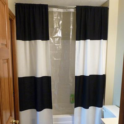6 Diy Shower Curtain Ideas Organizedchaosonline
