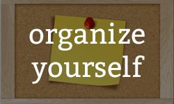 organize-yourself | Organized Chaos Online