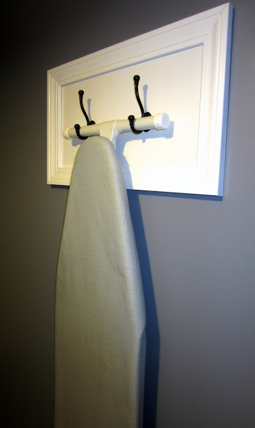 Ironing Board Hanger Organizedchaosonline