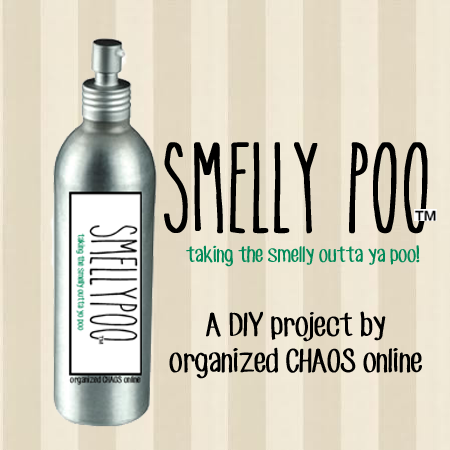 Smelly Poo: How to Make Your Own Spray